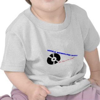 Sociedad musical de la depreciación camiseta
