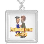 Sociedad nacional del honor collares personalizados