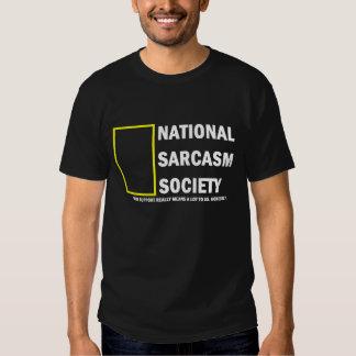 Sociedad nacional del sarcasmo poleras
