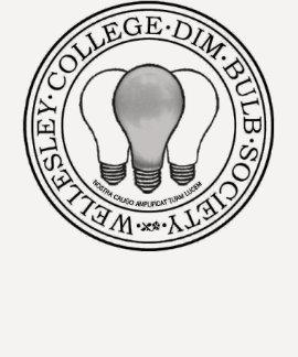 Sociedad oscuro del bulbo de Wellesley College Camiseta
