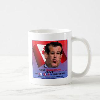Sociedad para la prevención de Ted Cruz Taza De Café