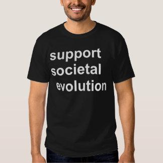 Sociedad progresiva T de la evolución social de la Polera