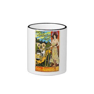 Societe' de Construction De l' Ouest - Diort Ringer Coffee Mug