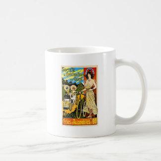 Societe' de Construction De l' Ouest - Diort Classic White Coffee Mug