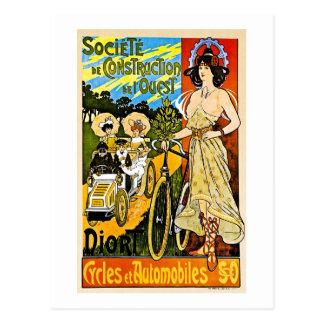 Societe' de Construction De l' Ouest - Diort Post Cards