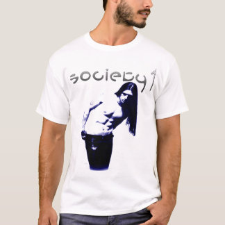 Society 1 Matt Zane T-shirt