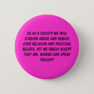 Society Button