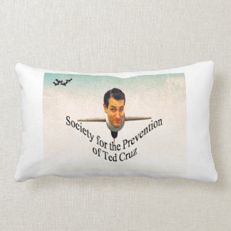 Society for the Prevention of Ted Cruz Lumbar Pillow