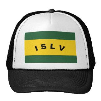 Society Islands, France Trucker Hat