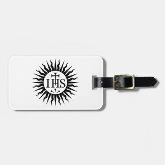 Society of Jesus (Jesuits) Bag Tag