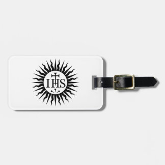 Society of Jesus (Jesuits) Luggage Tags