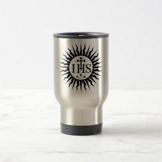 Society of Jesus (Jesuits) 15 Oz Stainless Steel Travel Mug