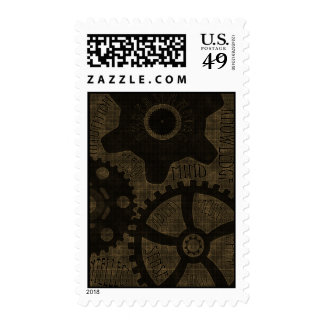 Society of New Century Intellectuals III Postage Stamp