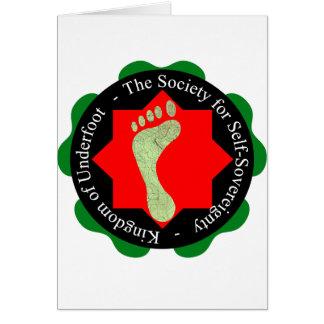 Society of Self-Sovereignty Card