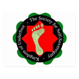 Society of Self-Sovereignty Postcard