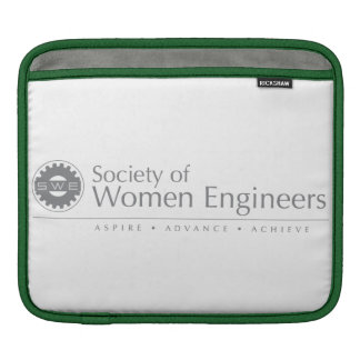 Society of Women Engineers iPad sleeve