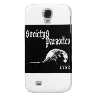 Society's Parasites shirt Galaxy S4 Cover