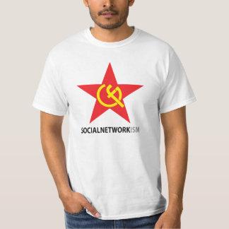SocilaNetworkism Playera