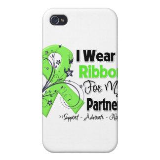 Socio - cinta del linfoma iPhone 4 funda