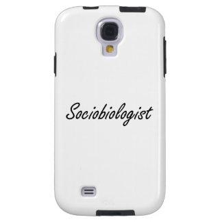 Sociobiologist Artistic Job Design Galaxy S4 Case