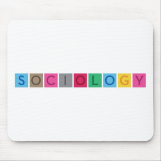 Sociology Mouse Pad