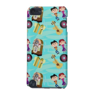 Sock Hop Fun Time iPod Touch 5G Case