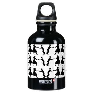 Sock Hop SIGG Traveler 0.3L Water Bottle