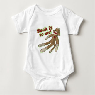 Sock It To Me! Baby Bodysuit