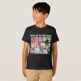 Sock It To Me Baby - Boys Designer T-Shirt