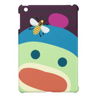Sock Monkey & Bee iPad Mini Cases
