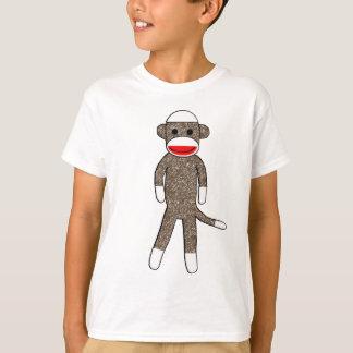 Sock Monkey by lil kolohe Jessica Kids T-Shirt