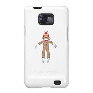 Sock Monkey Samsung Galaxy S2 Cover