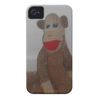 Sock Monkey Case-Mate iPhone 4 Case