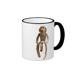 Sock Monkey Cup Mug