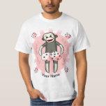 Sock Monkey Dice T-Shirt