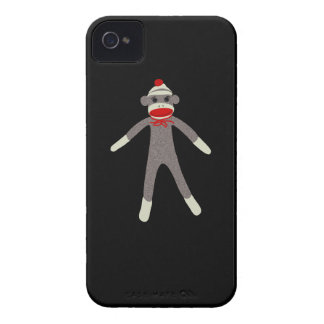 Sock Monkey Droid Case iPhone 4 Case-Mate Cases