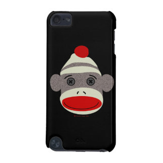 Sock Monkey Face iPod Touch 5G Case