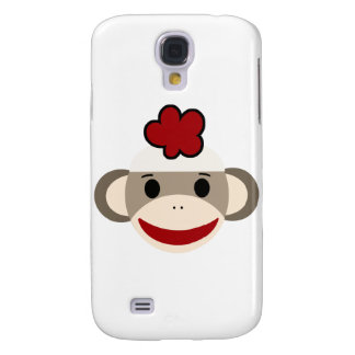 sock monkey galaxy s4 case