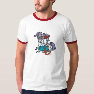 Sock Monkey Heartless T-Shirt