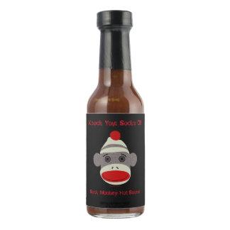 Sock Monkey Hot Sauce