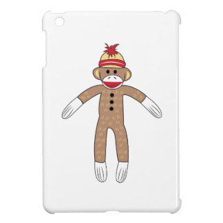 Sock Monkey iPad Mini Covers