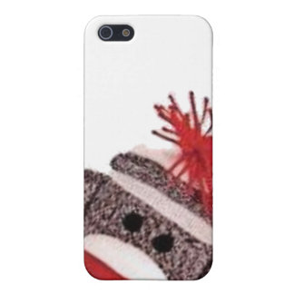 Sock Monkey IPhone 4 case cover sleeve SPECK