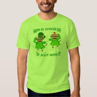 Sock Monkey Jig T-Shirt