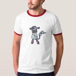 Sock Monkey Knife 2 T-Shirt