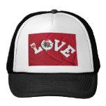 Sock Monkey Love #4 Hats