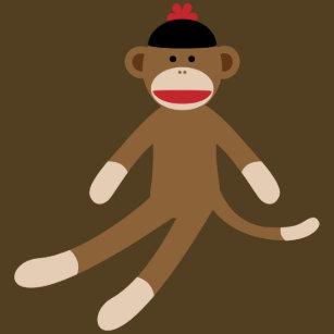 b031311f Brown Monkey T-Shirts - T-Shirt Design & Printing   Zazzle