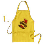 Sock Monkey merchandise products gifts Adult Apron