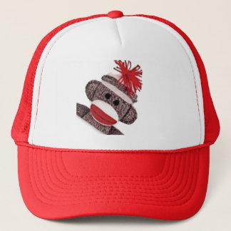 Sock Monkey merchandise products gifts Trucker Hat