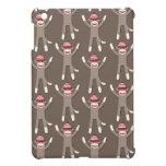Sock Monkey Print Case For The iPad Mini