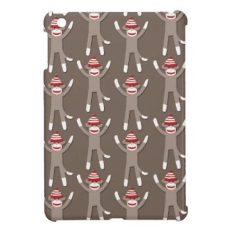 Sock Monkey Print Case For The iPad Mini
